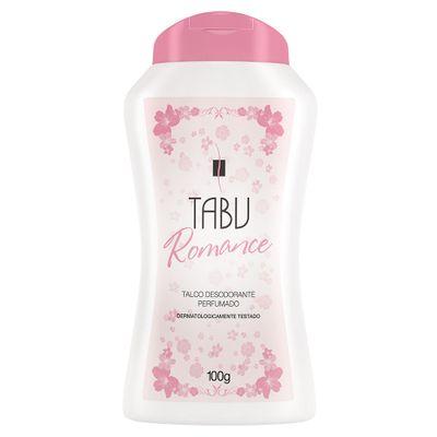 Talco-Desodorante-Tabu-Romance-100g