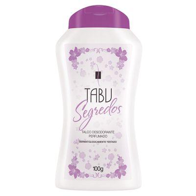 Talco-Desodorante-Tabu-Segredos-100g