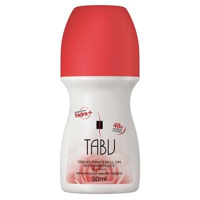 Desodorante-Roll-on-Antitranspirante-Tabu-50ml