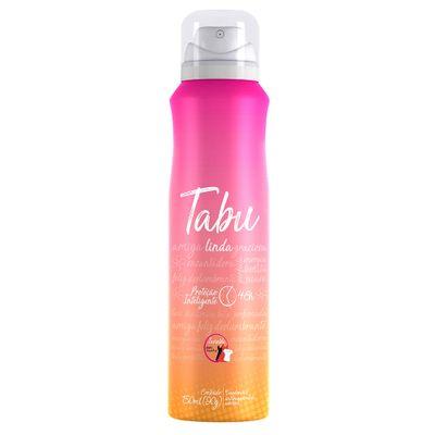 Desodorante-Aerossol-Antitranspirante-Tabu-Linda-150ml