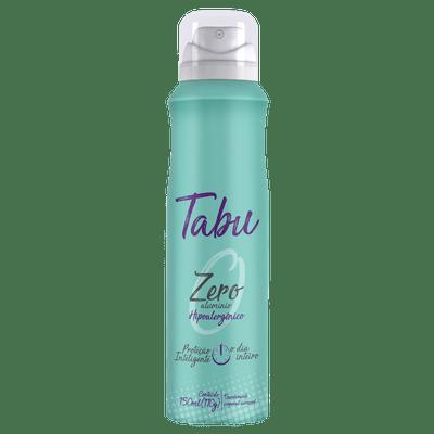 Desodorante-Aerosol-Tabu-Zero-Aluminio-150ml